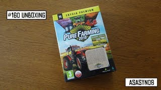 #160 Unboxing: Pure Farming 2018 - Edycja Premium + GIVEAWAY [PL]