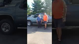 Excited customer at Georgetown Auto Sales Ky gives honest review