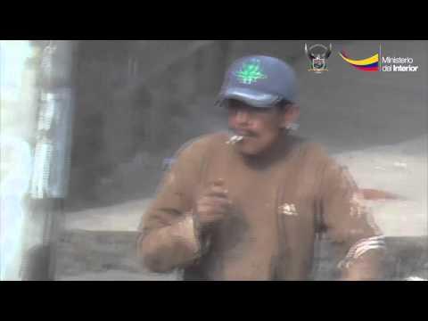 Eslabón LVII desarticuló poderosa red de microtráfico del norte de Quito