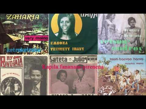 Mix de chansons malgaches des années 70 - Radio Madagascar part. 1