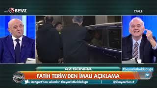 Ahmet Çakar hakem Ümit Öztürk'ü yerden yere vurdu