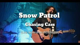Snow Patrol - Chasing Cars Lyric terjemahan INDONESIA
