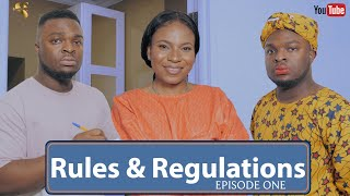 AFRICAN HOME: RULES & REGULATIONS | EPISODE ONE (FOOD)