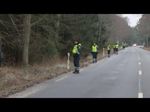 Rastas iš Vilniaus į Nidą skridusio piloto parasparnis, kūno ieško pareigūnai