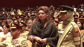 Investiture ceremony held at GHQ - 12 Apr 2018 (ISPR Official Video)