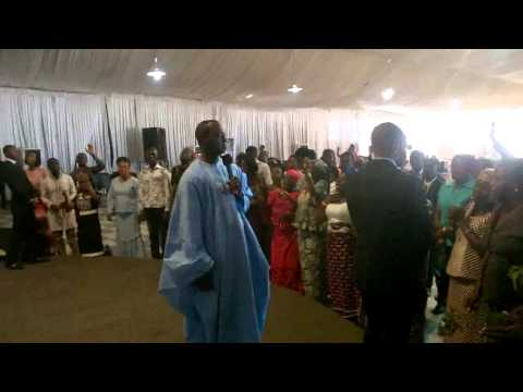 BISHOP D.A ITODO(LIBERTY SQUARE MINISTRIES)