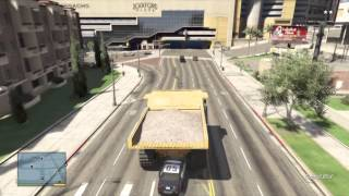 GTA 5 - Biggest truck EVER!