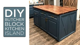 Building my Kitchen Island | 30