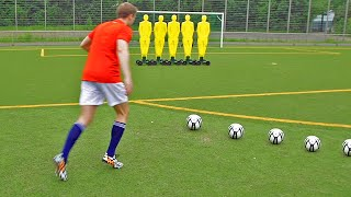 THE Football Free Kick Battle 2014: freekickerz vs. OneUnit3d - Vol.4