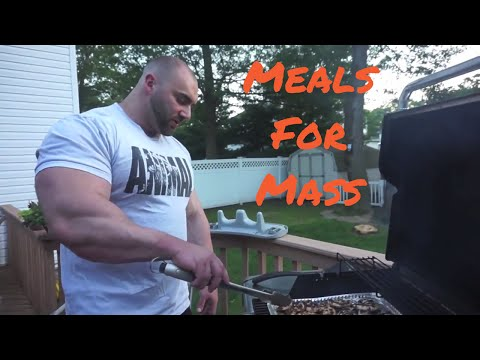 Meals for Mass | Chicken & Roasted Sweet Potatoes