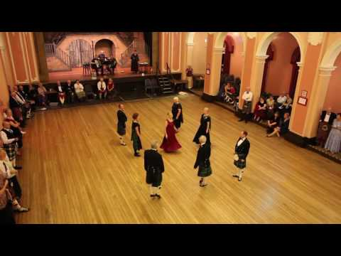 Forty and Counting (Scottish country dance)