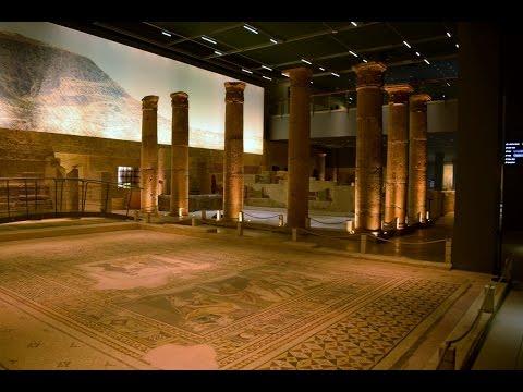 Zeugma Mosaic Museum, Gaziantep - Turkey