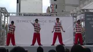POP屋 【北九州市長杯 ストリートダンスバトル2010 予選大会】