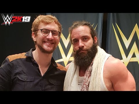Elias On His Time In NXT, Character Development, His Goals In WWE & WWE 2K19