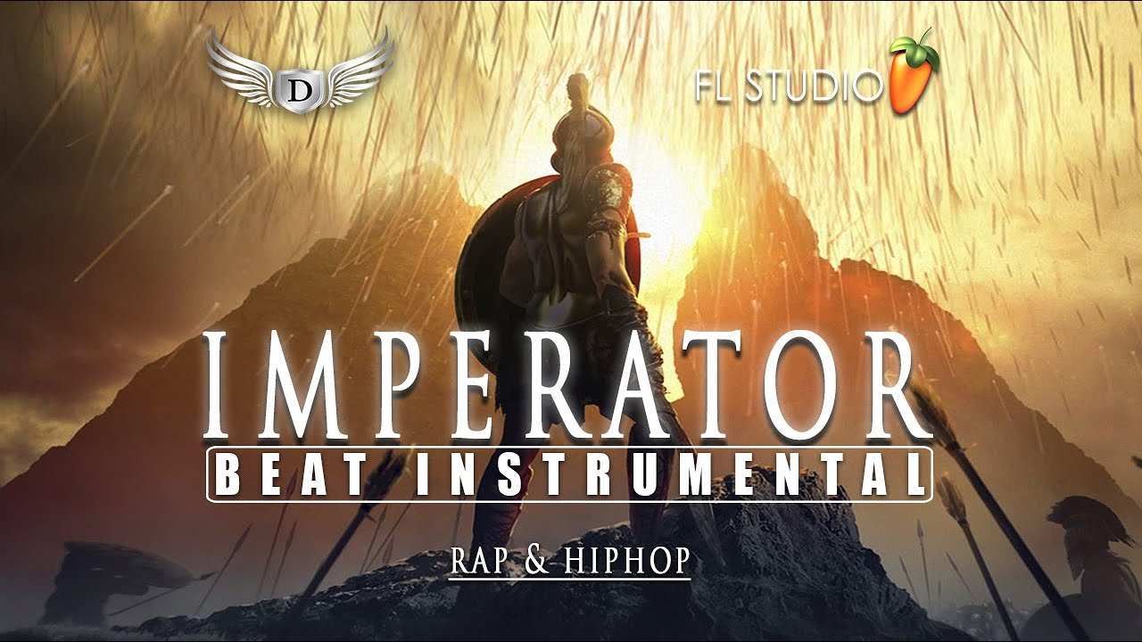 Hard Epic Cinematic RAP HIPHOP BEAT INSTRUMENTAL - Imperator (Angriffsbeat Collab)