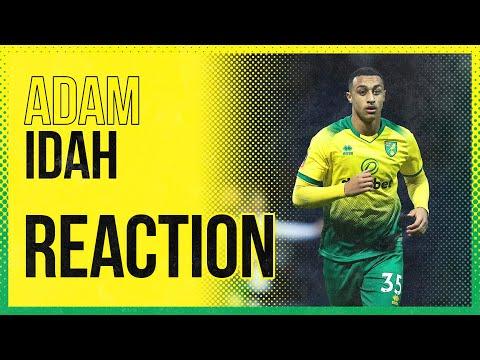 Preston North End 2-4 Norwich City | Adam Idah Reaction