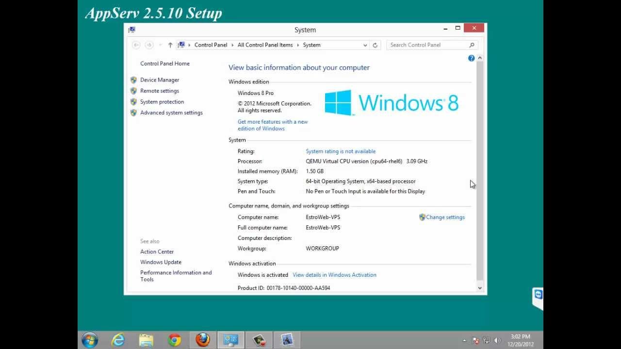 Appserv 64 bit windows 8 by globbetvorsmoc issuu.