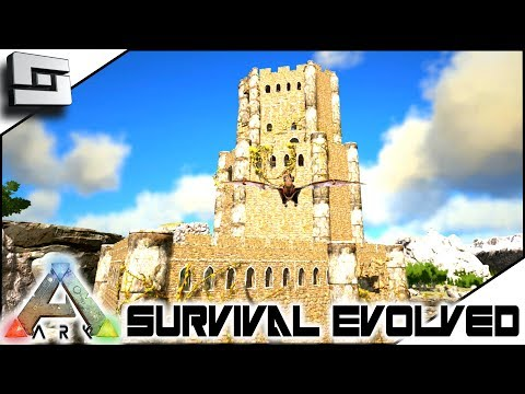 ARK: Survival Evolved - EXPLORING RAGNAROK! E2 ( Ark Ragnarok Map )