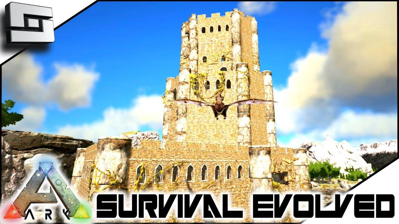 ARK: Survival Evolved   EXPLORING RAGNAROK! E2 ( Ark Ragnarok Map )