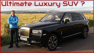 ROLLS ROYCE CULLINAN - The best Rolls yet ? [FIRST DRIVE]