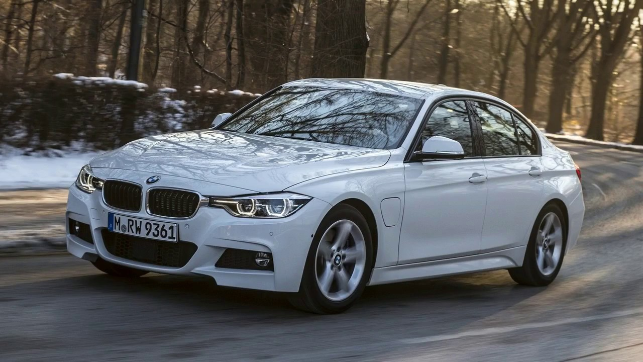 2016 Bmw 330e Plug In Hybrid Car Review Youtube