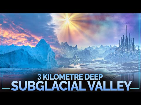 Hidden Beneath The Ice of Antarctica... Lost Civilization of the Pre-Adamites