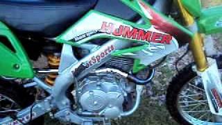 200cc Hummer dirt bike/pit bike/off road bike/motorbike for sale on eBay. 17/02/2010