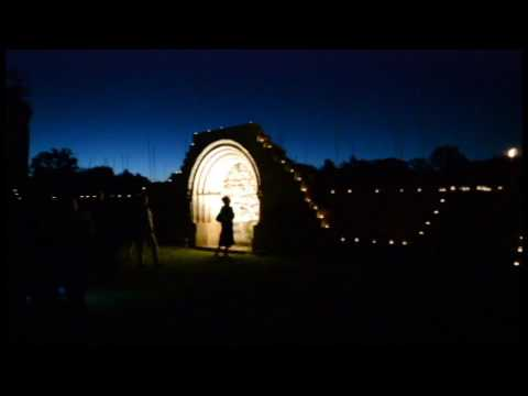 Bonnefont sous la lune - Nocturne à l'abbaye de Bonnefont