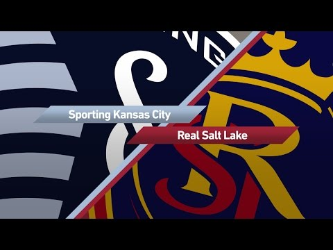 Highlights: Sporting Kansas City vs. Real Salt Lake | April 29, 2017
