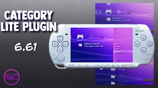 Tutorial : organise your PSP apps and games using the category lite plugin v1.6 screenshot 3