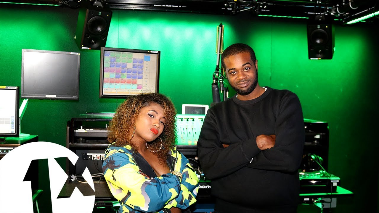 Lady Ice  - Sounds of the Verse with Sir Spyro on BBC 1Xtra