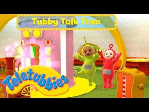 Teletubbies | Tubby Talk Time | Teletubbies Play Time App Game Play | Teletubbies Play