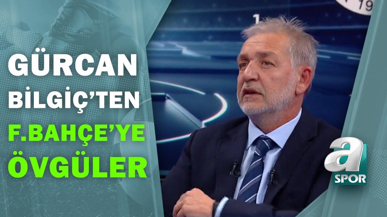 Fenerbahçe 2 - 1 Antalyaspor Gürcan Bilgiç Maç Sonu Yorumları / A Spor