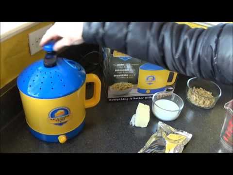 Smart Planet Mac and Cheese Maker Review