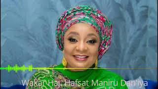 Sabuwar Waka Nura Oruma da ya Rerawa Hafsat Maniru Dan'iya
