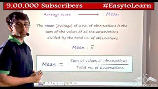 Mean using Direct Method & Shortcut Method