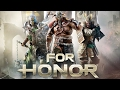 For Honor All Cutscenes Game Movie PS4 PRO 1080p HD