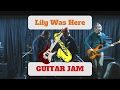 Candy Dulfer Dave Stewart Lily Was Here Guitar Jam mp3