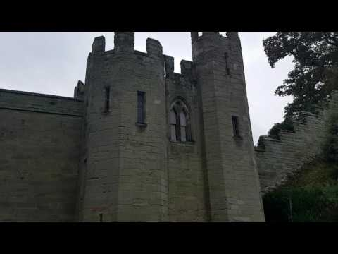 Haunted Warwick Castle : The Ghost of Sir Fulke Greville