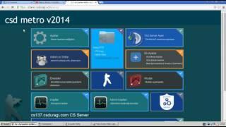CSDuragi.COM Panel Kullanımı - Plugin Yükleme - Püf Noktalar - PaLLeYCi*