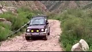 Mitsubishi Pajero Junior 1998 v1 1 AT видео тест