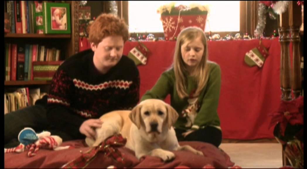 The Dog Who Saved Christmas Trailer - YouTube