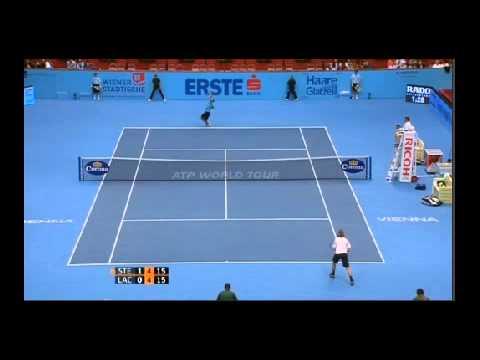 Radek Štěpánek vs. L.Lacko (Vienna '13; 2R; FULL MATCH)