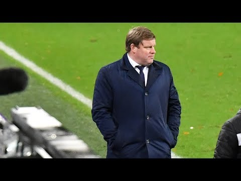 Press conference after RSCA - Charleroi