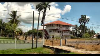 CORRIVERTON TOWN -BERBICE -Skeldon Guyana.