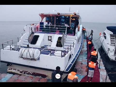 This was NOT A NORMAL LAGOS BOAT CRUISE – Lagos Tourism Summit | The Fisayo Vlogs Eps 4