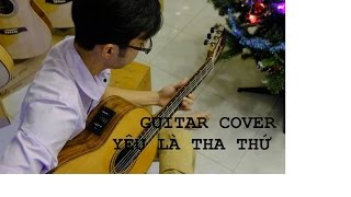 [ Guitar ] Yêu là tha thứ guitar cover - Only C (Em chưa 18 OST)