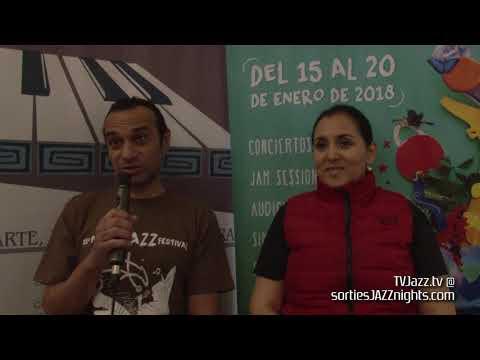 The Pan-African Jazz Project - Hesham Galal Patricia Zarate @ 2018 Panama Jazz Festival - TVJazz.tv