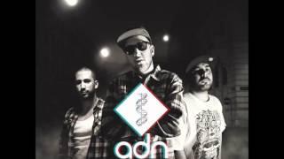 Piezas, Jayder y Dj Hem - ADN La Mixtape - 18. Me voy (con Soriano)