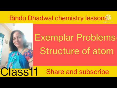 Exemplar problems -Structure of atom